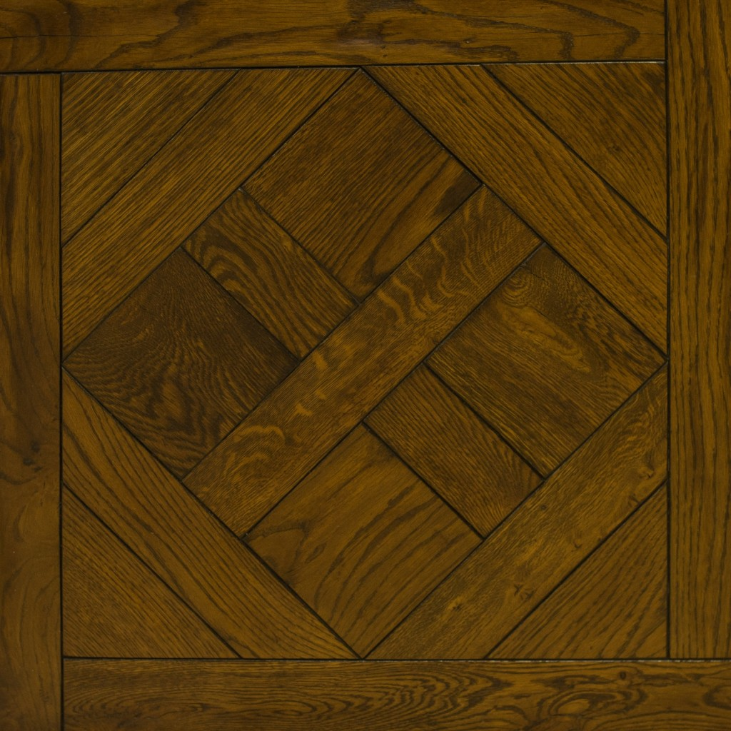 Castle Collection: SOFIA - Brittany design (plane sawn oak, hand scraped)