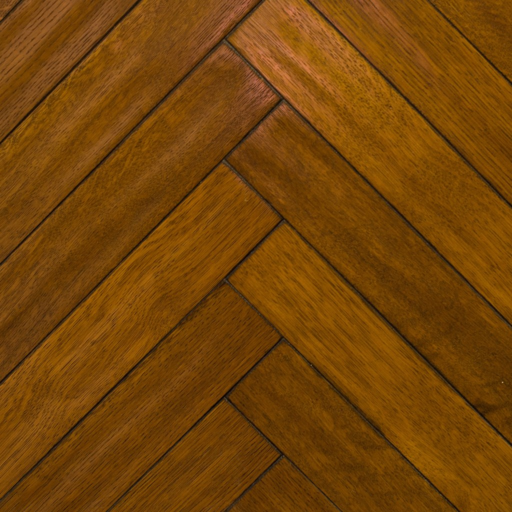 Castle Collection: VIENNA - herringbone design (rift & quartered, hand scraped)