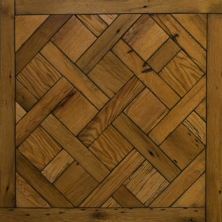 Reclaimed Collection: NATURAL - Versailles design (oak)